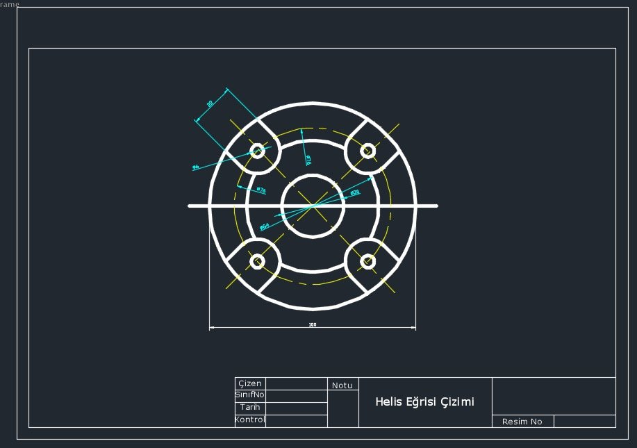 AutoCAD Sample Drawings - Machine Education