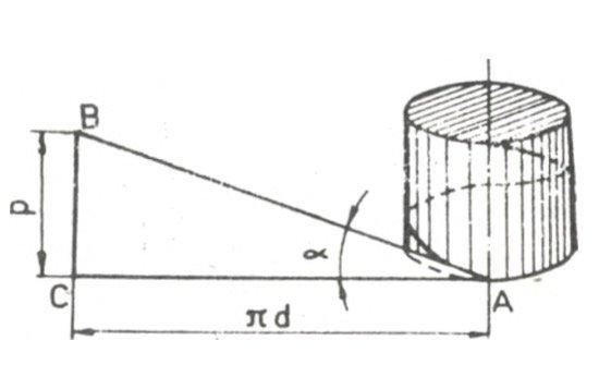 vida helisi ve elemanları